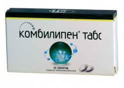 Комбилипен табс, табл. п/о пленочной №30